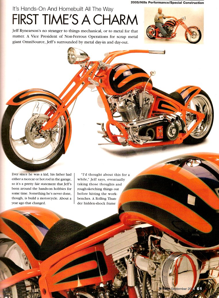 Motorcycle Magazine